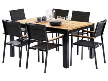 TABLE DE TERRASSE BAMBOU