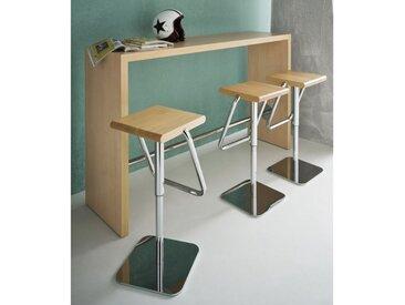 TABLE EN BOIS 110cm BREAK