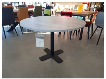TABLE RONDE SPINNER