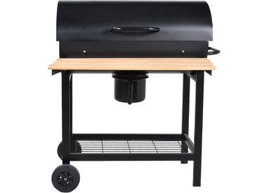 Barbecue cylindrique au charbon de bois Pasadena