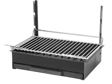 Barbecue au charbon Vulcain 48 × 28