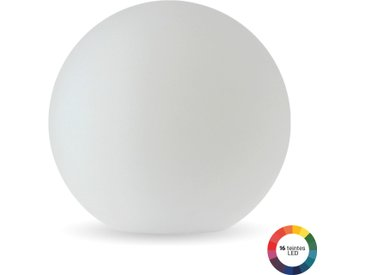 Boule lumineuse LED diam 40cm multicolore Adhara