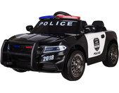 Voiture électrique, police américaine Cop