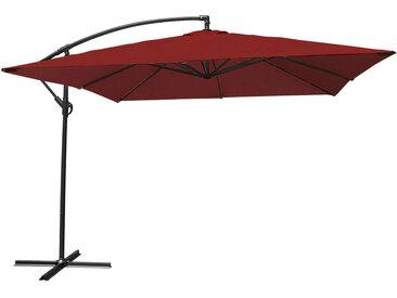 Parasol déporté carré Molokai 2,70x2,70m