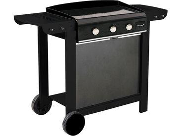 Cook'in Garden - Plancha au gaz sur chariot Finesta 3