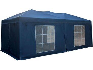 Tente de réception pliante Mistral 3x6m + panneaux