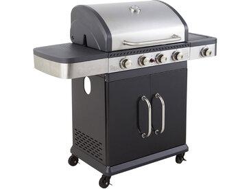 Cook'in Garden - Barbecue au gaz Fidgi 4- 4+1 brûleurs
