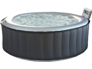 Spa gonflable rond Ø205cm Silver Cloud 6 places