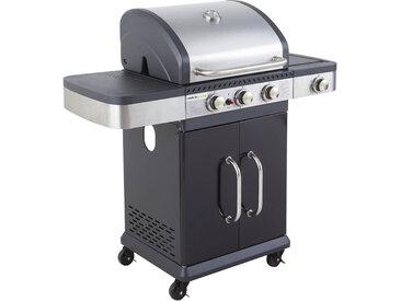 Barbecue au gaz, 3 brûleurs, réchaud, Fidgi 3