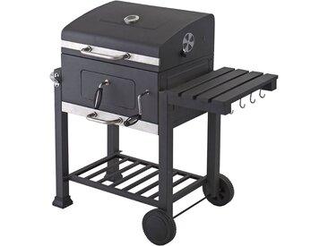 Barbecue Oakland au charbon de bois