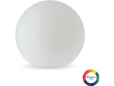 Boule lumineuse LED diam 30cm multicolore Adhara