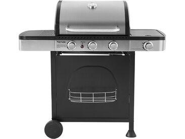 Barbecue au gaz 3 + 1 brûleurs Dallas