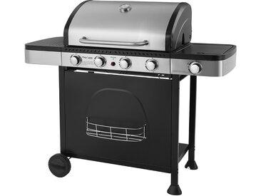 Barbecue au gaz 4 + 1 brûleurs Houston