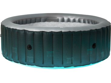 Spa gonflable rond STARRY LED - 6 places