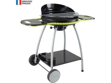 Cook'in Garden - Barbecue au charbon Isy Fonte 3