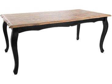 "Table à manger ""Manoir"" en bois"
