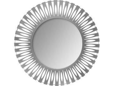 """Miroir """"Nola"""" en métal découpé D89"""