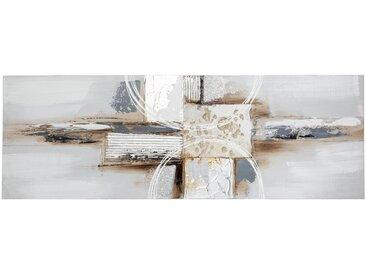Toile peinte Abstrait 150x50