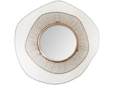 Miroir Jellyfish en métal D77