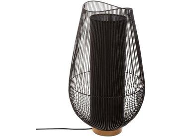"""Lampe à poser """"Keta"""" en métal filaire XXL H60"""