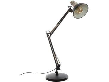 Lampe arc Noire H68,5