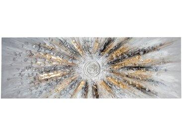 Toile peinte Soleil 150x50