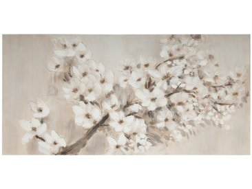 Toile peinte Cerisier 58x118