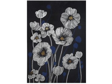 Toile imprimée Fleurs 50x70