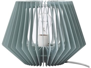 "Lampe ""Vidal"" hexagonale Verte H21"