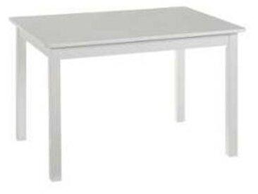 Bureau Table Enfant Bois Blanc