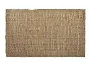 Grand Tapis Tressé en Jute - 180x120cm