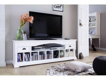 Meuble House Grand meuble TV avec tiroirs et niches