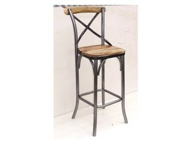 Lot de 2 chaises de bar Loft  Nola