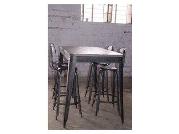 Table haute snack bar loft 150x80cm  Snack Indus