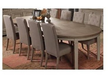Table RONDE extensible  Charme