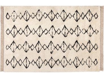 Tapis à motifs losanges 160 x 230 cm ZITOUN