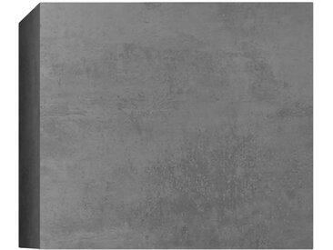 Élément mural carré gris finition béton ETERNEL