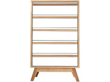 Chiffonnier/Semainier 5 tiroirs design scandinave HELIA