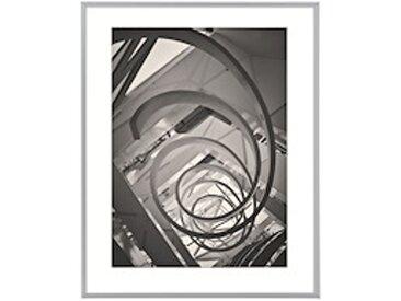 Cadre aluminium pour exposition - 40 x 50 cm alu anodisé