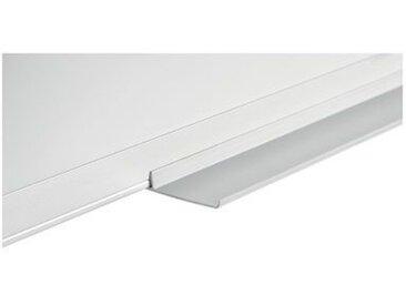 Tableau blanc AYDA, émaillé, 600 x 450 mm - Lot de 2
