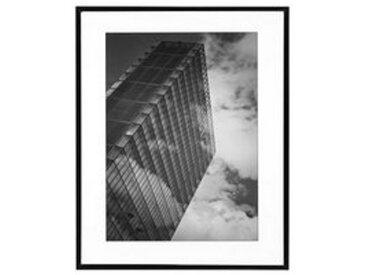Cadre aluminium pour exposition - 60 x 80 cm noir