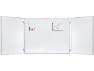 Tableau rabattable, 2 volets, (L)900 x (H)600 mm