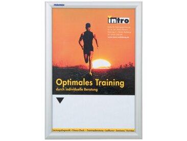 Cadre porte-affiches 'Outdoor', A4, cadre 25 mm - Lot de 2