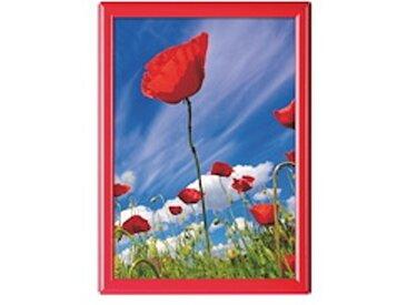 Cadre Clip Color A3 rouge