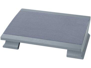 Repose-pieds 'Confortable', avec revêtement en tapis