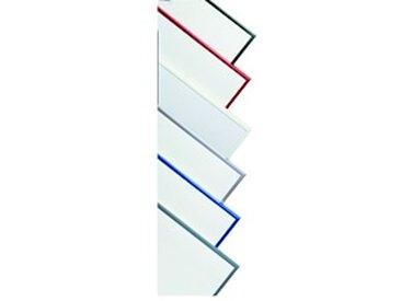 Cadre aluminium pour exposition - 50 x 70 cm noir