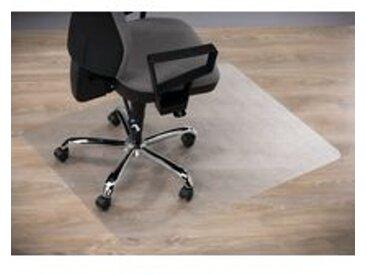 Plaque polycarbonate 120 x 120 cm protège sols lisses
