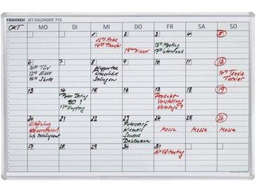 Tableau planning JetKalender, calendrier de semaine