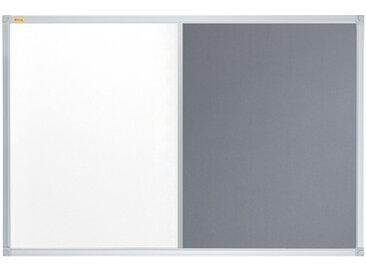 Tableau duo X-tra! Line, (L)900 x (H)600 mm, gris
