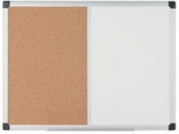 Tableau mixte, tableau blanc/liège, 1.500x1.200 mm